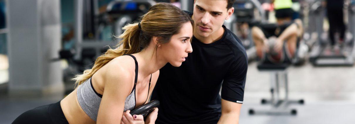 5 gute gründe für einen personal fitnesstrainer